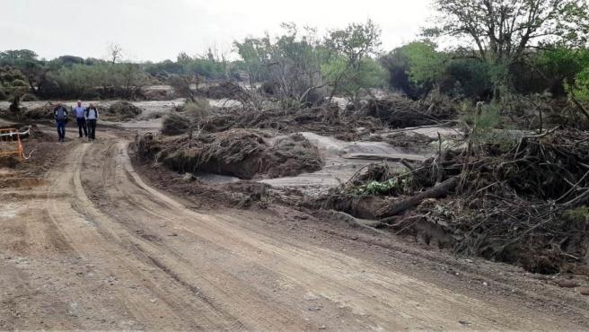 Productores piden la restauración del dominio público hidráulico del Altiplano