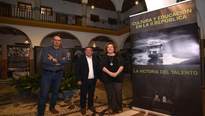 Exposición 'La victoria del talento' de la Diputación