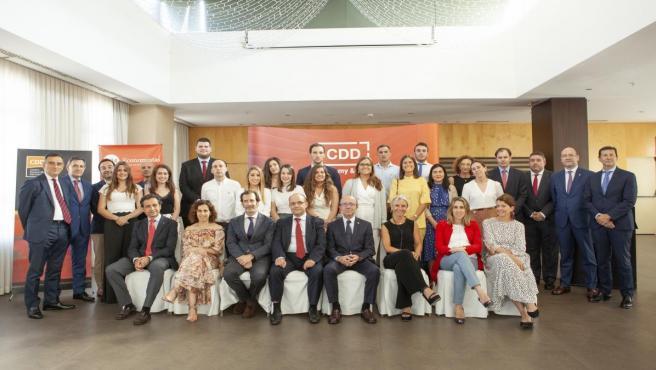 Profesores de la nueva edición del Máster en Asesoría Fiscal y Práctica Profesional (MAF) en Asturias.