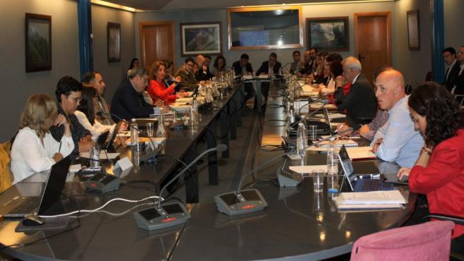 Mesa Regional de la Descarbonización