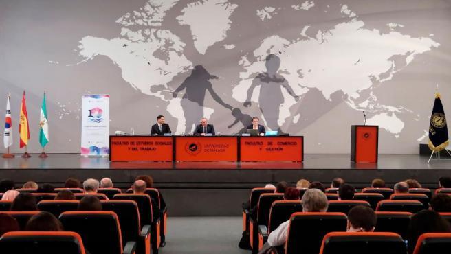 Décimo aniversario del trabajo en común de las universidades de Málaga e Incheon (Corea del Sur)