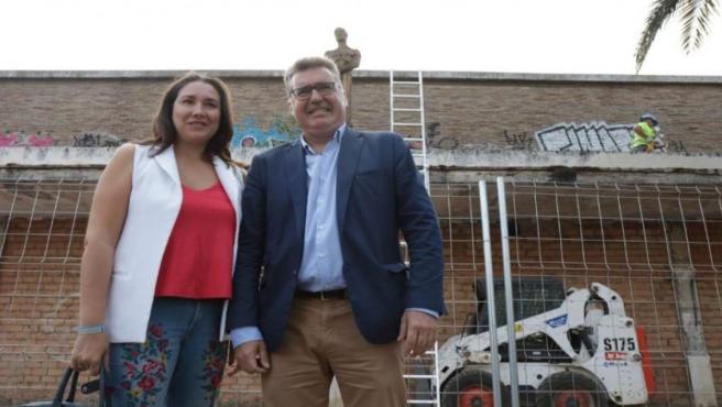 Inicio del proyecto de demolición del Polideportivo de la Juventud de Córdoba.