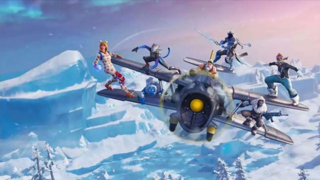 Una imagen del título de Epic Games 'Fortnite'.