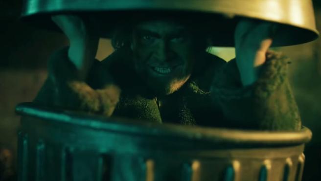 David Harbour es 'Grouch' en la parodia de 'Joker' (y 'Barrio Sésamo') que no sabías que necesitabas