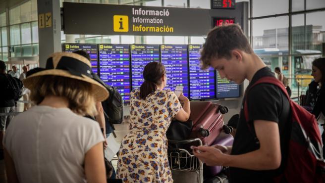 Aeropuerto Josep Tarradellas Barcelona El Prat