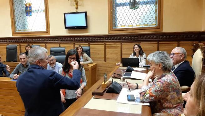 Pleno de Composición de las Mesas Electorales de Gijón