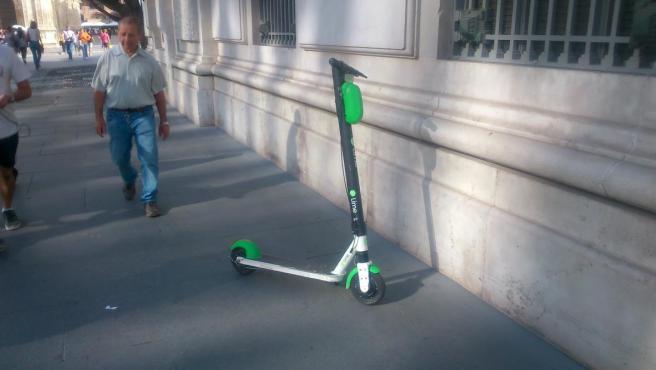 Sevilla.- Las empresas de movilidad Smart Mobility avisan que la norma de los patinetes 'limita' la elección ciudadana