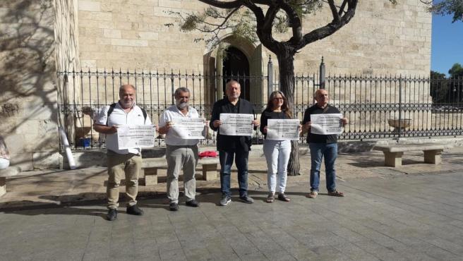La Crida pel Finançament presenta la concentració del 30 d'octubre