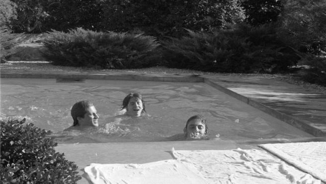 Fotograma de la película 'A Bigger Splash'.