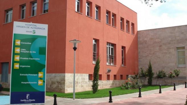 Hospital Virgen de Altagracia de Manzanares