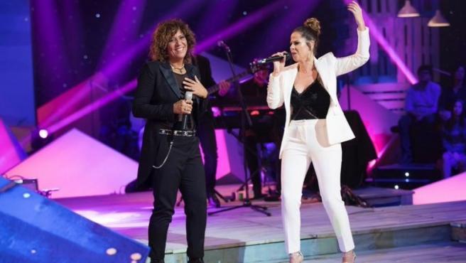Las cantantes formarán parte del jurado de 'La Voz Senior 2'.