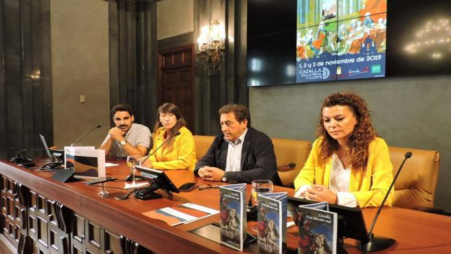 Cazalla acogerá una muestra con documentos históricos de Felipe V