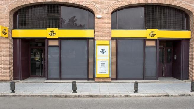Oficina postal de Correos