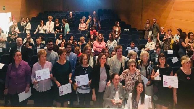 El Centro Provincial del Instituto Andaluz de la Mujer (IAM) en Málaga ha reconocido esta mañana a 15 mujeres de la provincia por el papel fundamental que desempeñan en el medio rural.