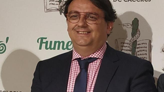 José María Vergeles, consejero de Sanidad