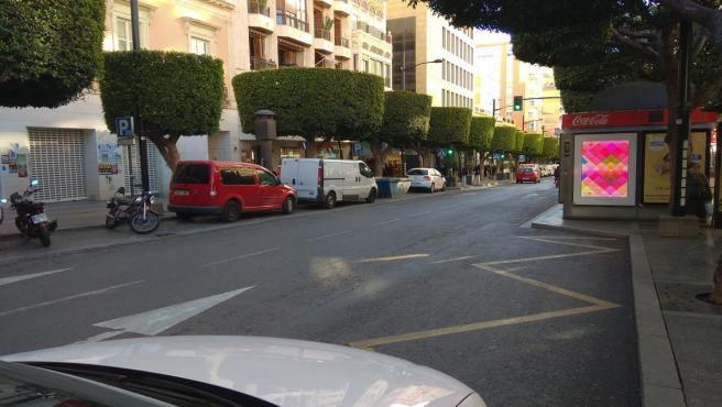 Paseo de Almería