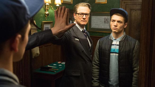 Taron Egerton confirma que 'Kingsman 3' ya tiene guion