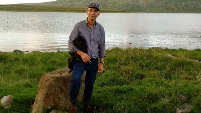 Pablo García Murillo, profesor de la Universidad de Sevilla y experto en Doñana.
