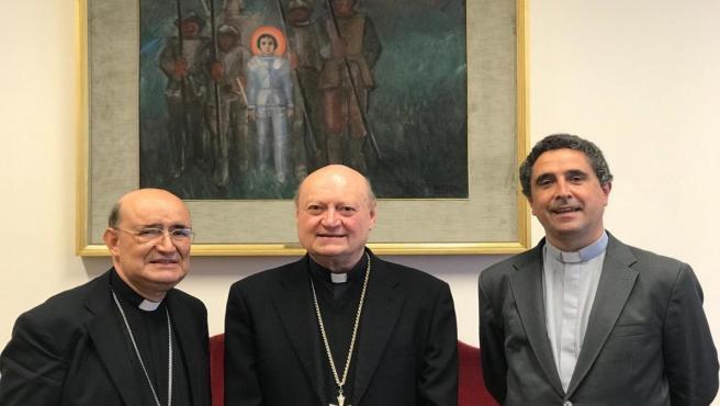 El Pontificio Consejo para la Cultura respalda el proyecto de los 800 años de la Catedral de Burgos