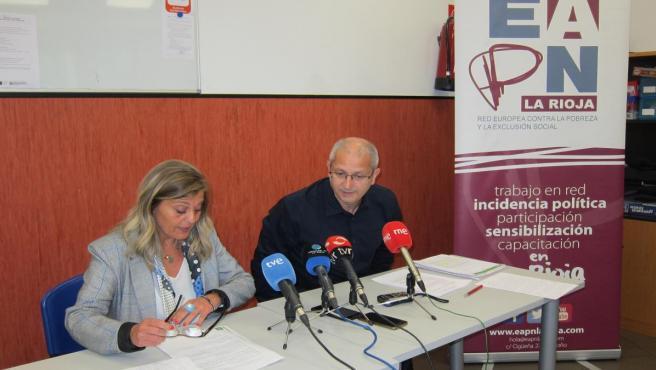 EAPN La Rioja presenta el 9º informe 'El estado de la Pobreza'