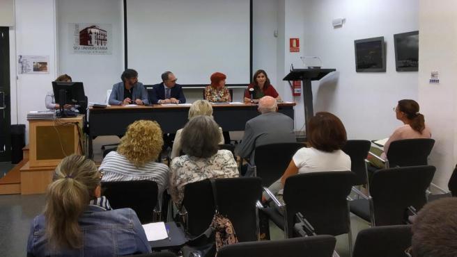 Presentació de l'Informe del Consell de la Ciutadania d'À Punt a Alacant.
