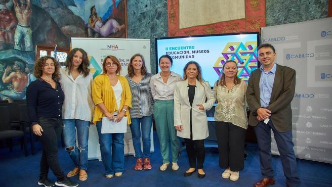 Presentación del encuentro internacional de museos