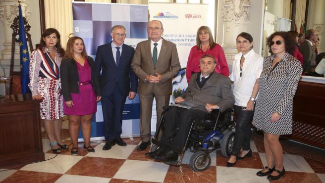 Presentación del Congreso Internacional de Tecnología y Turismo,que se celebra en Málaga