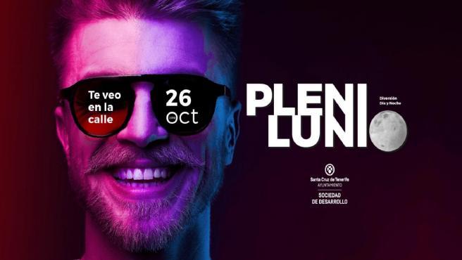 Cartel anunciador de 'Plenilunio'
