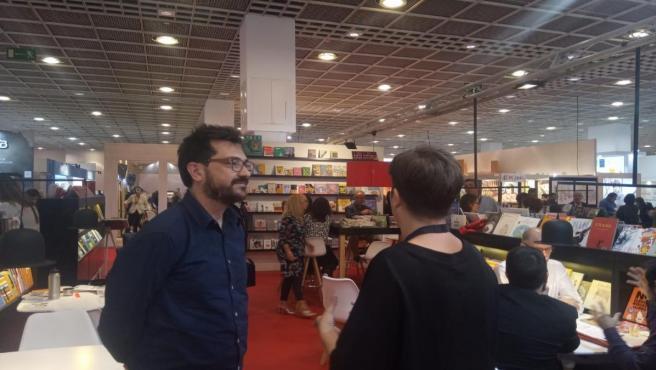 El IEB participa en la Feria del Libro de Frankfurt