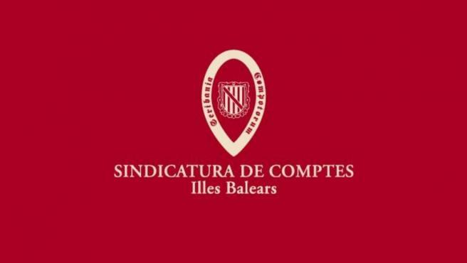 Logo de la Sindicatura de Comptes de Baleares.