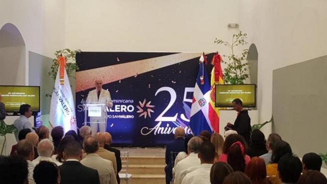 Fundación Dominicana San Valero celebra sus 25 años con la entrega de 25 reconocimientos a personas e instituciones de República Dominicana.