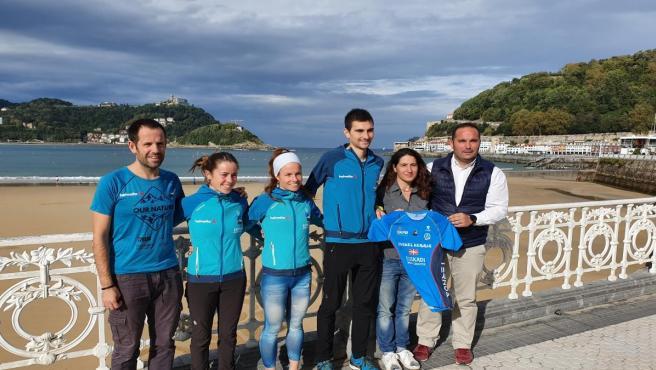 Cinco corredores de la Euskal Selekzioa de carreras por montaña particiarán en la gran final de la Copa del Mundo 2019.