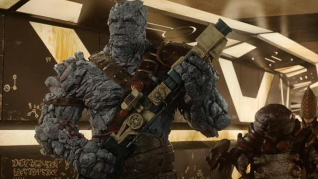 Taika Waititi anuncia que Korg regresará en 'Thor: Love and Thunder'