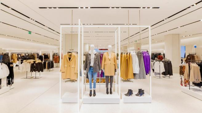 La tienda de Zara ocupa más de 3.000 metros cuadrados