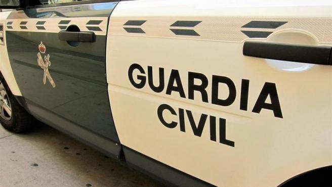 Vehicle de la Guàrdia Civil