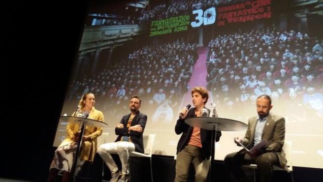 Presentación 30 Semana de Cine Fantástico y de Terror de San Sebastián
