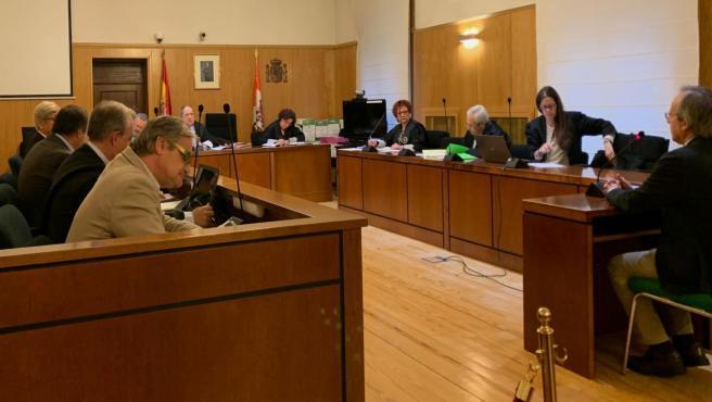 Segunda jornada del juicio del 'Caso PGOU'.