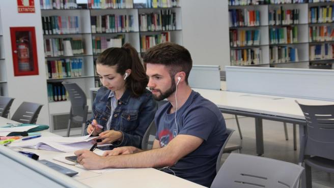 Alumnos de la UPV