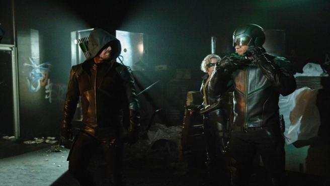 Imagen de la última temporada de Arrow
