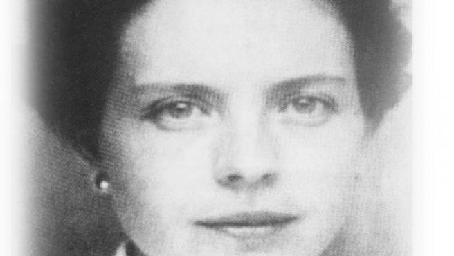 La primera anestesista valenciana, Isabel Torres