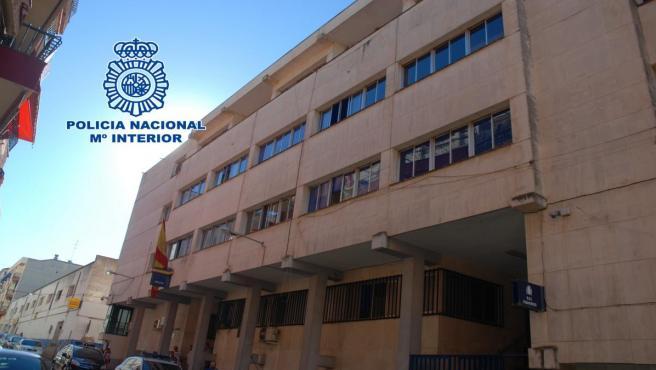 Comisaría de la Policía Nacional de Linares