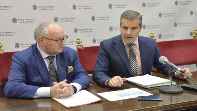Ayuntamiento de Granada activa un plan para velar por el cumplimiento de la ordenanza reguladora de terrazas