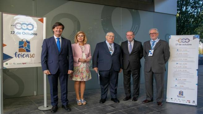 Inaugurado en Sevilla el III Congreso de Feicase