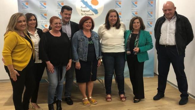 Reunión del PSOE y la Mancomunidad de Municipios de la Costa Tropical