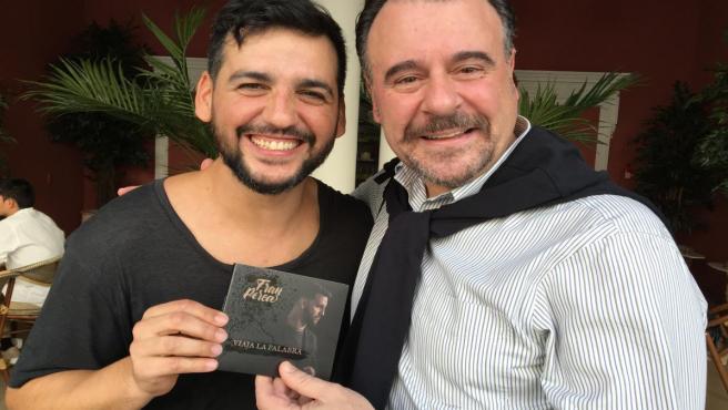 Los malagueños Fran Perez y Carlos Alvarez