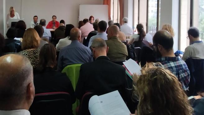 Consejo Regional de CCOO Extremadura