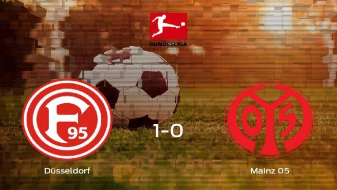El Fortuna Düsseldorf gana 1-0 al Mainz 05 en el Merkur Spiel-Arena