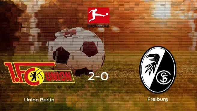 El Union Berlín derrota 2-0 al SC Freiburg en el An der alten Forsterei
