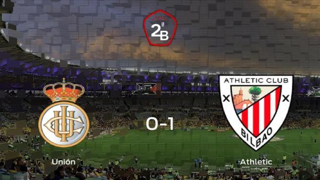 El Bilbao Ath. vence 0-1 en casa de la Real Unión de Irún