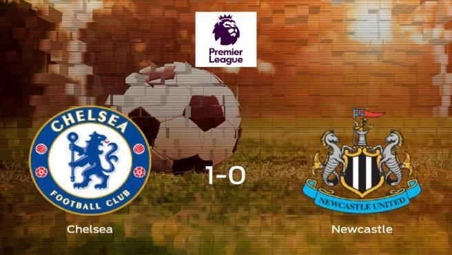 El Chelsea consigue los tres puntos frente al Newcastle (1-0)